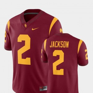 Men's Alumni Player #2 Football USC Trojans Adoree' Jackson college Jersey - Cardinal