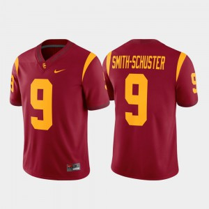 Men USC Game #9 Alumni Player JuJu Smith-Schuster college Jersey - Cardinal